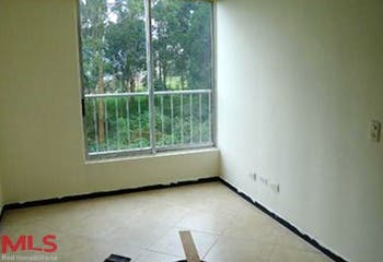Apartamento en El Vergel, La Estrella - 52mt, tres alcobas