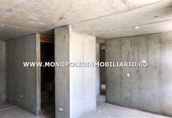 Apartamento en Cabecera San Antonio de Prado-San Antonio de Prado, con 2 habitaciones - 62 mt2.