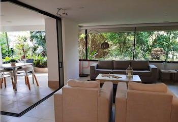 Apartamento Duplex en Las Lomas-El Poblado, con 3 Habitaciones - 208 mt2.