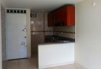 Apartamento en Bosa Brasil-Bosa, con 3 Habitaciones - 46 mt2.