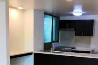 Departamento en venta de 84 m2 en Nativitas con 2 recámaras