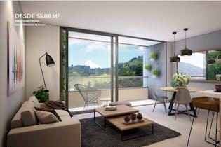 Ecoh, Apartamentos en venta en San José de 2-3 habitaciones