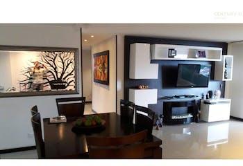 Apartamento en Loma de Las Brujas-Envigado, con 3 Habitaciones - 137 mt2.
