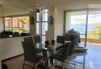 Apartamento en Los Balsos-El Poblado, con 3 Habitaciones - 198 mt2.