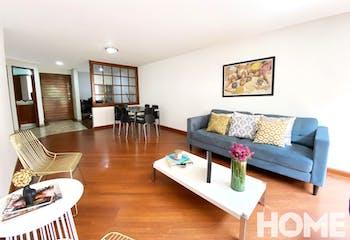 Apartamento en Santa Paula, Santa Barbara - 108mt,tres alcobas, chimenea
