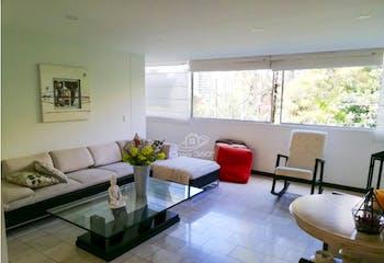 Apartamento en El Tesoro, El Poblado - 156mt, cuatro alcobas,