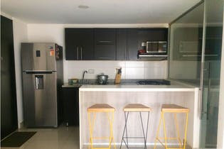 Apartamento en Calle del Banco-Sabaneta, con 2 Habitaciones - 65 mt2.