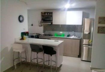 Apartamento en Calle Larga-Sabaneta, con 2 Habitaciones - 66 mt2.
