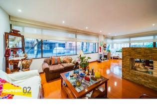 Apartamento en Chicó Reservado, Chicó, 3 Habitaciones- 123m2.
