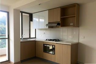 Apartamento en Pan de Azúcar, Sabaneta, 2 Habitaciones- 76m2.