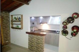 Casa en Belén Rincón, Medellin. 3 Habitaciones- 67m2.