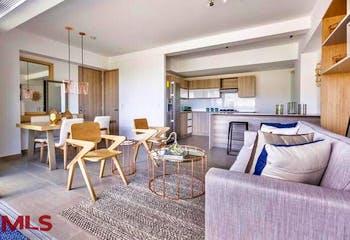 Apartamento en venta en Amazonía de 3 alcobas
