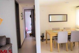 Apartamento en Suramerica, Itagui - 65mt, dos alcobas, balcon