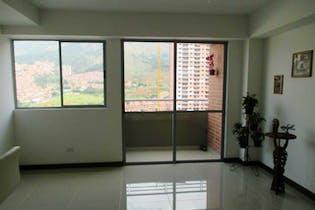 Apartamento en Bello-Niquia, con 3 Alcobas - 72.36 mt2.