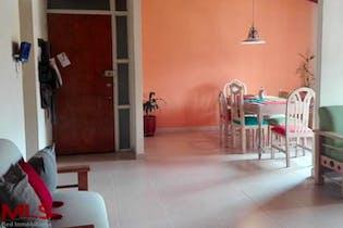 Apartamento en Santa Maria, Itagui - 108mt, tres alcobas, balcon