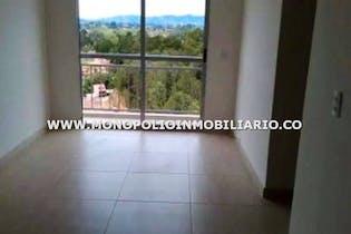 Apartamento en Los Colegios, Rionegro - 56mt, tres alcobas, balcon