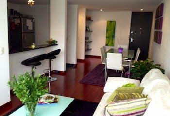 Apartamento en venta en Bella Suiza, 78m²