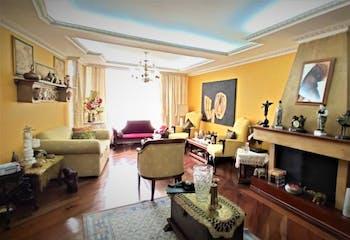 Casa en Cedro Golf,Cedritos, 333,75 mts2-5 Habitaciones