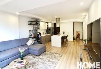Apartamento en venta en Rincón Del Chicó 91m² con Gimnasio...