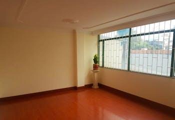 Apartamento En Bogota Nueva Autopista-Usaquén, Con 3 habitaciones-92,51mt2