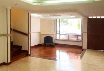 Casa En Bogota Villas Del Mediterraneo-Usaquén, Con 3 habitaciones-152,21