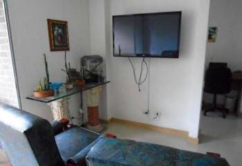 Apartamento En Envigado Loma Del Chocho,Con 3 habitaciones-89mt2