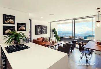 La Rivière, Apartamentos en venta en Ciudad del Río de 1-3 habitaciones