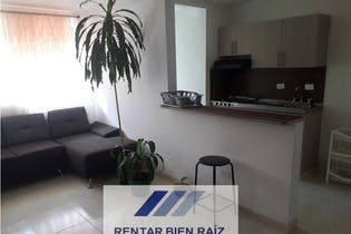 Apartamento en El Retiro,Casco Urbano El Retiro, 64 mts2-3 Habitaciones