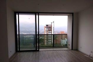 Apartamento en venta en La Aguacatala de 1 hab. con Gimnasio...