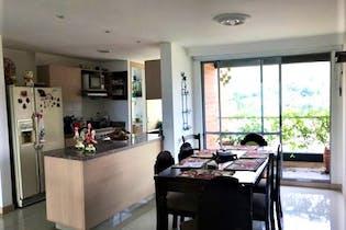 Apartamento en Pan de Azucar, Sabaneta, Tres alcobas- 124m2.