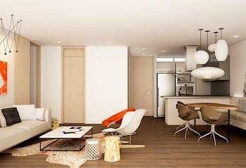 Apartamento en venta en Patio Bonito, 64m² con Zonas húmedas...