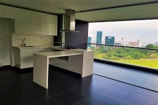 Apartamento en los Balsos, el Poblado, 2 Habitaciones- 89m2.