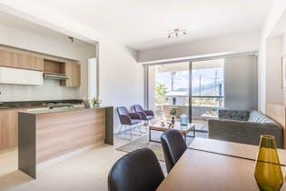 Apartamento en venta en Potrerito, 44m² con Bbq...