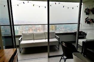Apartamento en venta en Asomadera No. 2 con acceso a Zonas húmedas