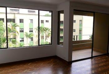 Apartamento en zuñiga con 114 mt2, 3 Habitaciones, 1 Parqueadero.
