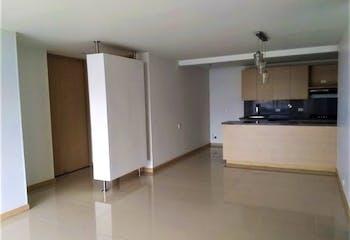 Apartamento en Otraparte, Envigado - 115mt, tres alcobas, balcon