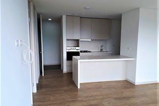 Apartamento en El tesoro, Poblado - 70mt, una alcoba, balcon