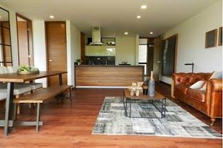 Apartamento en Vilachagua, Rionegro - 74mt, dos alcobas, balcon
