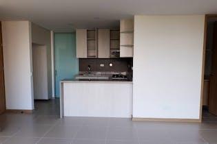 Apartamento en en El Trapiche, Sabaneta - 72mt, tres alcobas, balcon