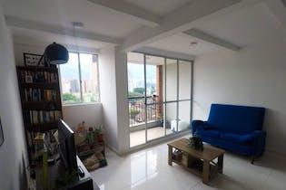 Apartamento en Restrepo Naranjo, Sabaneta - 60mt, tres alcobas, balcon