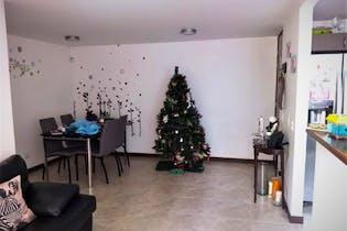 Apartamento en Loma de Cumbres, Envigado - 75mt, tres alcobas, dos balcones