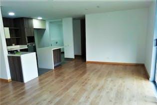 Apartamento en Loma de las Brujas, Envigado - 124mt, tres alcobas, balcon