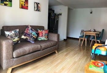 Apartamento en El Carmelo, Sabaneta - 60mt, tres alcobas, balcon