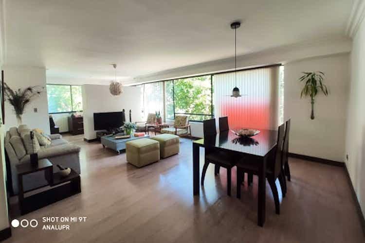 Portada Apartamento en Las Lomas, Poblado - 148mt, cuatro alcobas, balcon