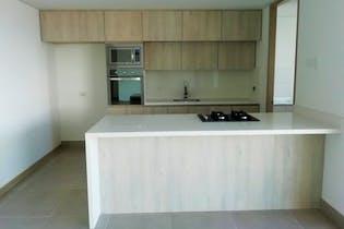 Apartamento en Loma de las Brujas, Envigado - 132mt, dos alcobas, balcon