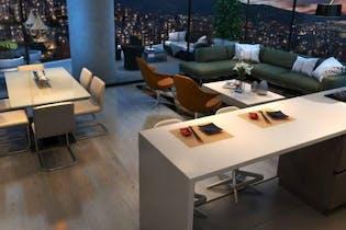 Apartamento en Las Palmas, Poblado - 102mt, dos alocbas, balcon