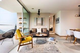 Apartamento en Suramérica-La Estrella, con 3 Habitaciones - 79 mt2.