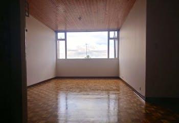 Apartamento En Barrio Quinta Paredes-Quinta Paredes, con 3 Alcobas - 95.2 mt2.