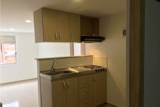 Apartamento en Loreto-Buenos Aires, con 2 Habitaciones - 39.5 mt2.