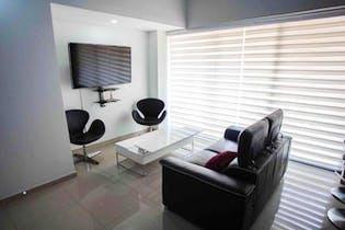 Apartamento en Conquistadores-Laureles, con 3 Habitaciones - 90.25 mt2.
